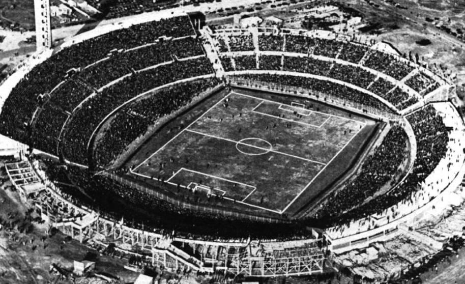 Image of first world cup football stadion