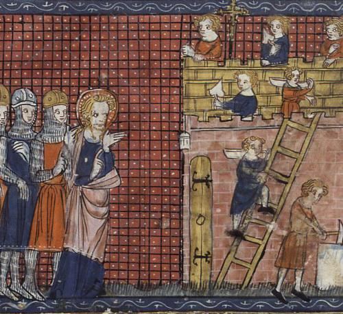 first-ever valentines day Saint Valentine of Terni and his disciples